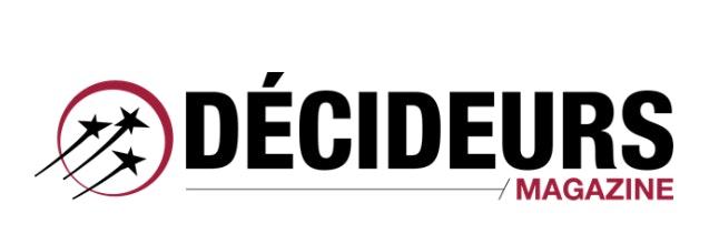 Décideurs logo