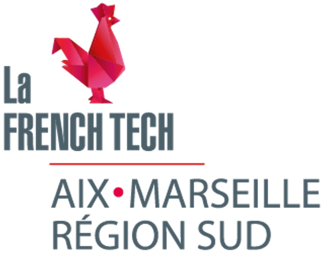 Logo French Tech Aix Marseille Region Sud