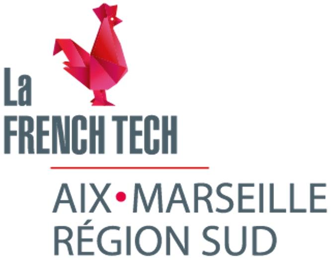Logo French Tech Aix Marseille Region Sud