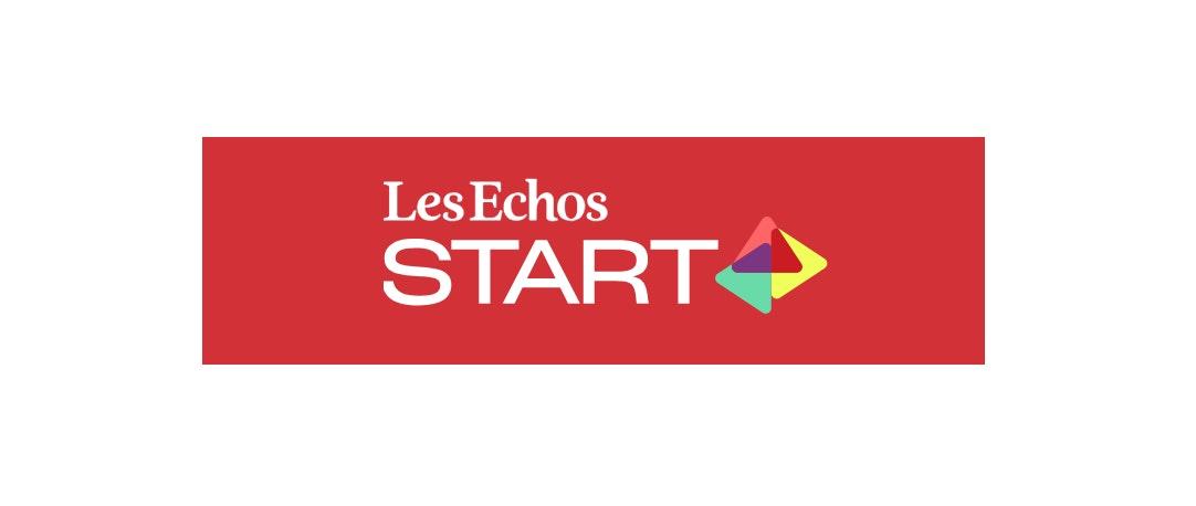 Les Echos Start logo
