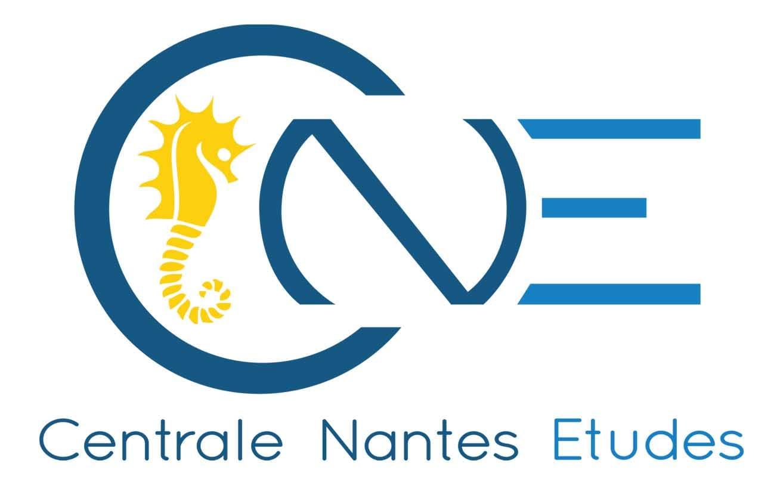 Centrale Nantes Etudes Logo