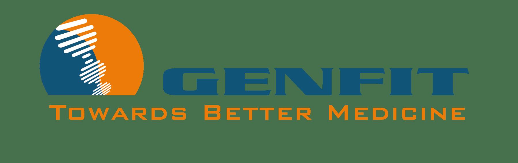 Logo Genfit Rvb 500500