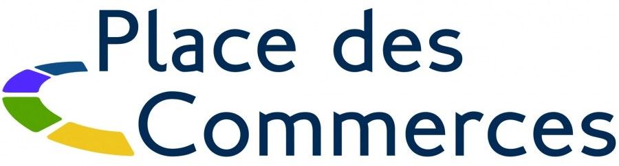 Place Des Commerces logo