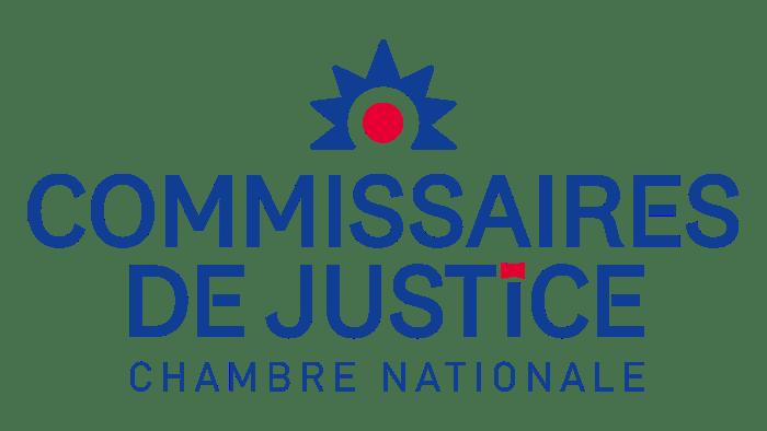 Logo Commissaires De Justice