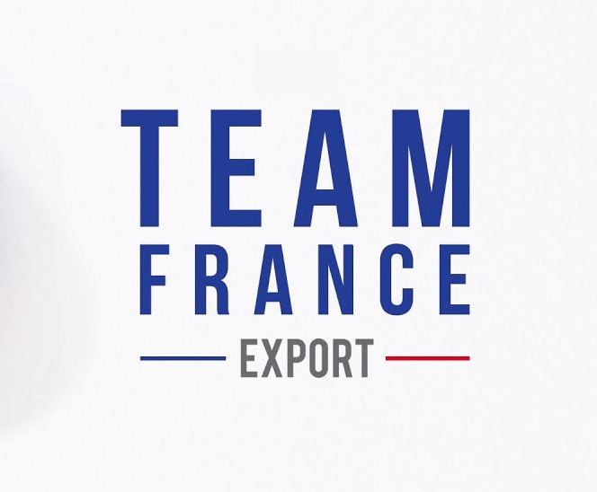 Logo Team France Export